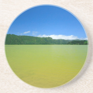 Lagoa das Furnas - Açores Sandstone Coaster