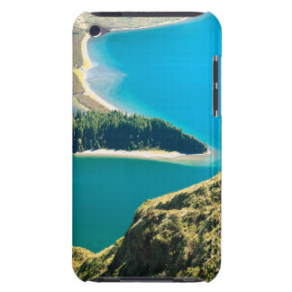 Lagoa do Fogo Barely There iPod Covers