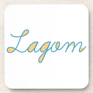 Lagom Sweden Coaster
