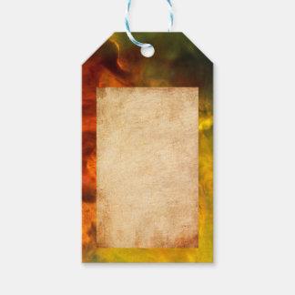 Lagoon Nebula Gift Tags