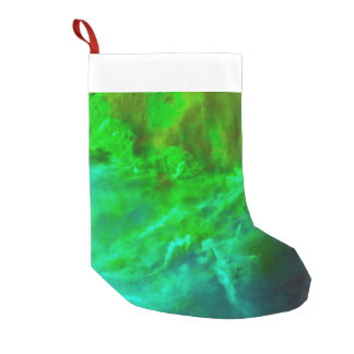 Lagoon Nebula Small Christmas Stocking