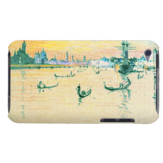 Lagoon Venice Italy 1909 iPod Touch Covers