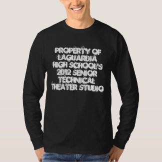 LaGuardia High School - Technical Theater T-Shirt