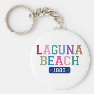 Laguna Beach 1889 Key Ring