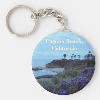 Laguna Beach California Key Ring