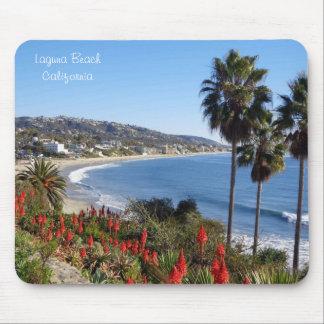 laguna beach california mousepads