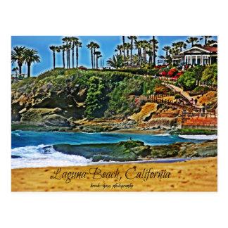 Laguna Beach, California Postcard