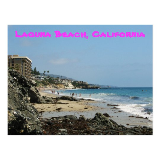 Laguna Beach, California Postcard