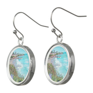 Laguna Beach, Drop Earrings