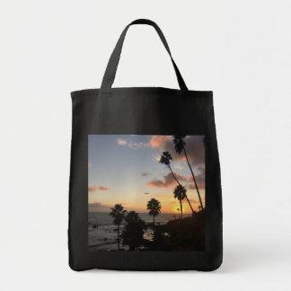 Laguna Beach Grocery tote bag