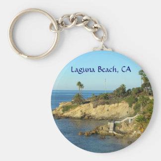Laguna Beach Keychain