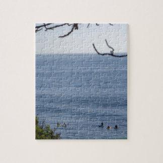 laguna beach surf jigsaw puzzle