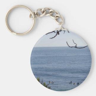 laguna beach surf key ring