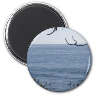 laguna beach surf magnet