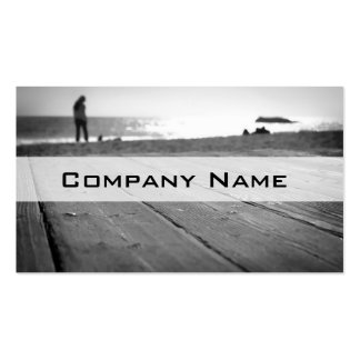 Laguna Beach Walk Pack Of Standard Business Cards