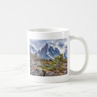 Laguna Torre El Chalten Argentina Coffee Mug