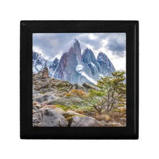 Laguna Torre El Chalten Argentina Gift Box