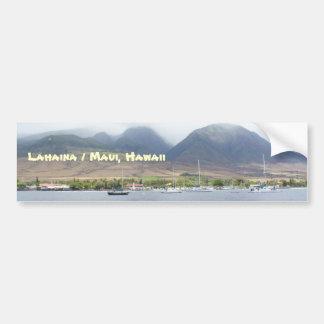 Lahaina Bumper Sticker