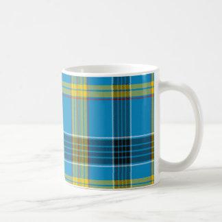 Laing Scottish Tartan Coffee Mug