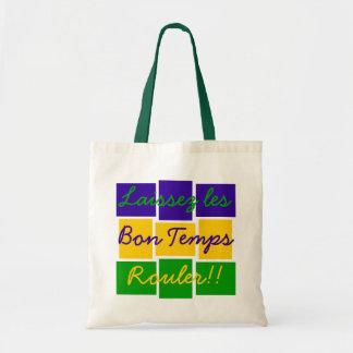 Laissez les Bon Temps Rouler!! Budget Tote Bag