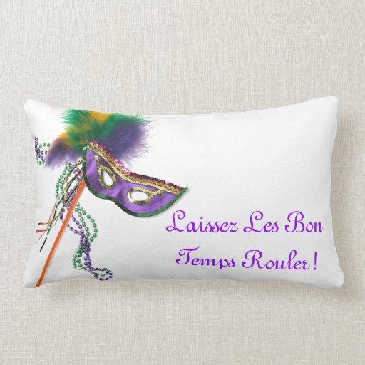 Laissez Les Bon Temps Rouler! Pillows