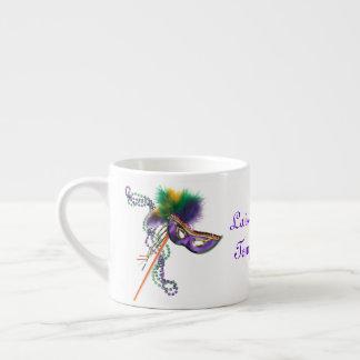 Laissez Les Bon Temps Rouler Espresso Cup
