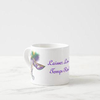 Laissez Les Bon Temps Rouler Espresso Mug