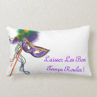 Laissez Les Bon Temps Rouler! Lumbar Cushion