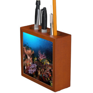 Laja Ampat Underwater Desk Organiser