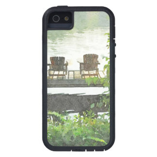 Lake Afternoon iPhone 5 Cases