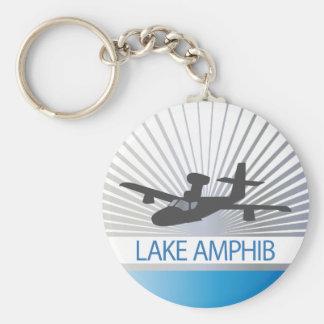 Lake Amphib Aviation Key Ring