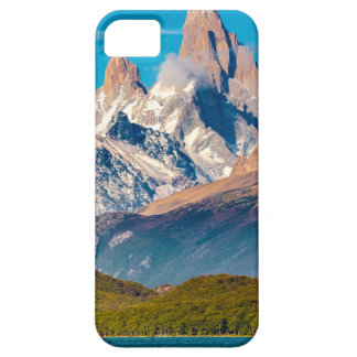 Lake and Andes Mountains, Patagonia - Argentina Case For The iPhone 5