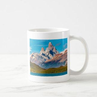 Lake and Andes Mountains, Patagonia - Argentina Coffee Mug