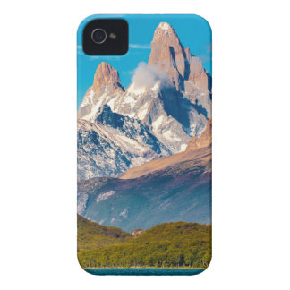 Lake and Andes Mountains, Patagonia - Argentina iPhone 4 Cases