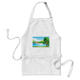Lake and park standard apron