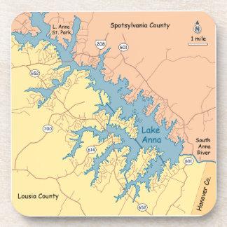 Lake Anna, VA Drink Coaster