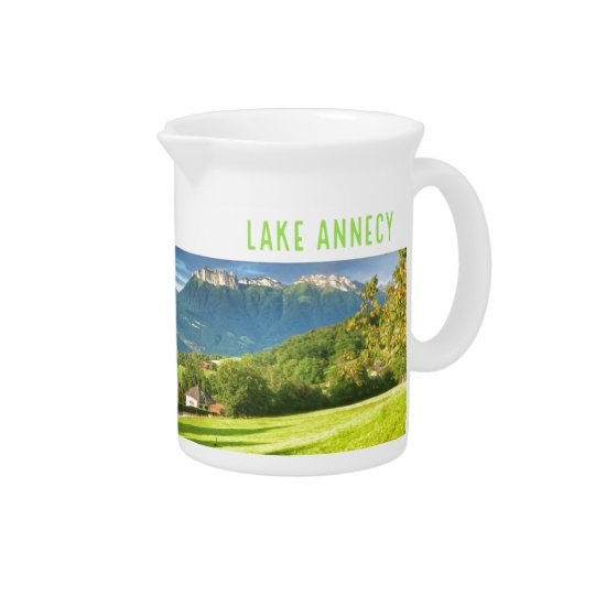 Lake Annecy Pitcher/Jug Pitcher