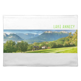 Lake Annecy Placemat