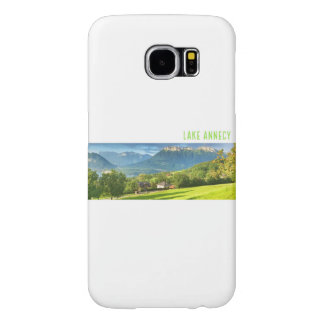 Lake Annecy Samsung Galaxy S6 Case