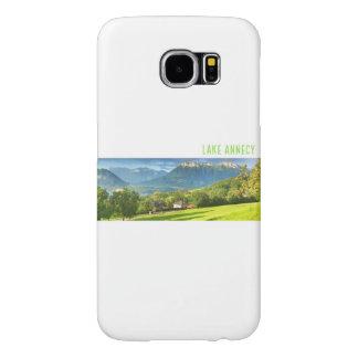 Lake Annecy Samsung Galaxy S6 Case