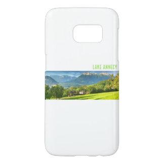 Lake Annecy Samsung Galaxy S7 Case