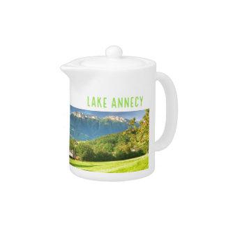 Lake Annecy Teapot