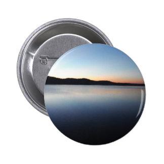 Lake Arrowhead sunset Button