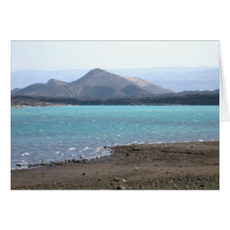 Lake Assal Card