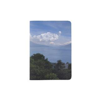 Lake Atitlan Volcanoes Passport Holder
