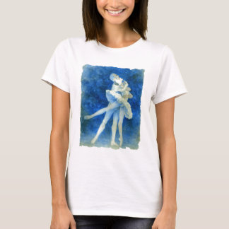 Lake baby doll of swan T-Shirt