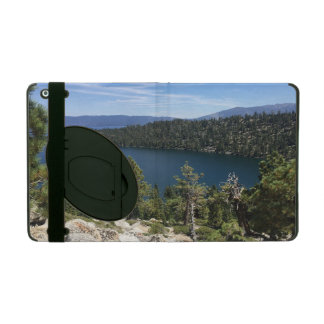 Lake Cascade In South Lake Tahoe Cases For iPad