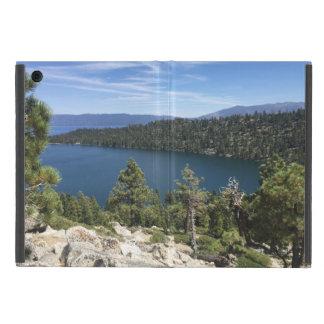 Lake Cascade In South Lake Tahoe Covers For iPad Mini