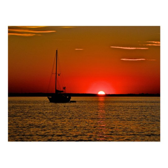 Lake Champlain Postcard