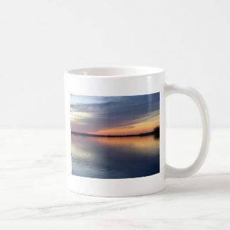 Lake Champlain sunset from Alburgh, VT Coffee Mug